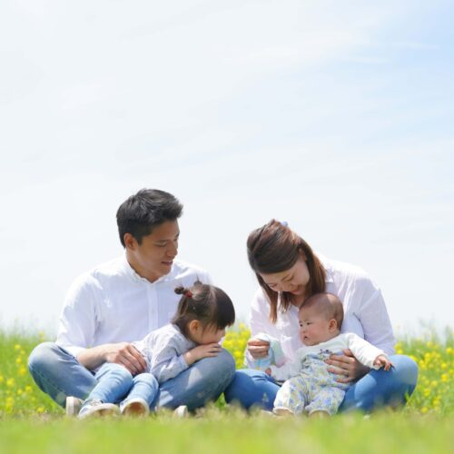 家族写真スライドショー 3
