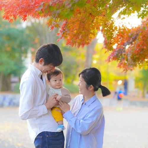 家族写真スライドショー 1